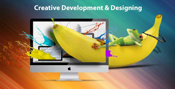 CREATIVE DEVELOPMENT & DESIGNING