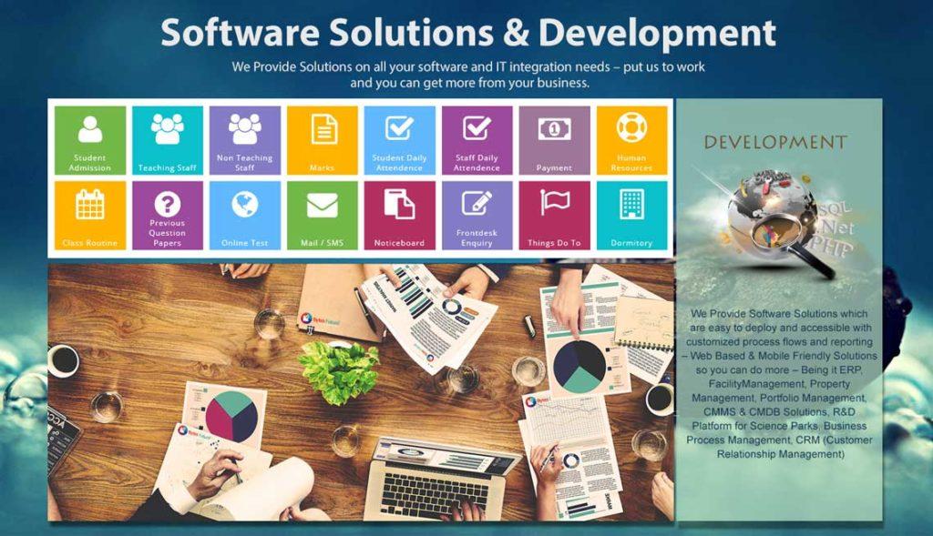 Software Solutions & Development