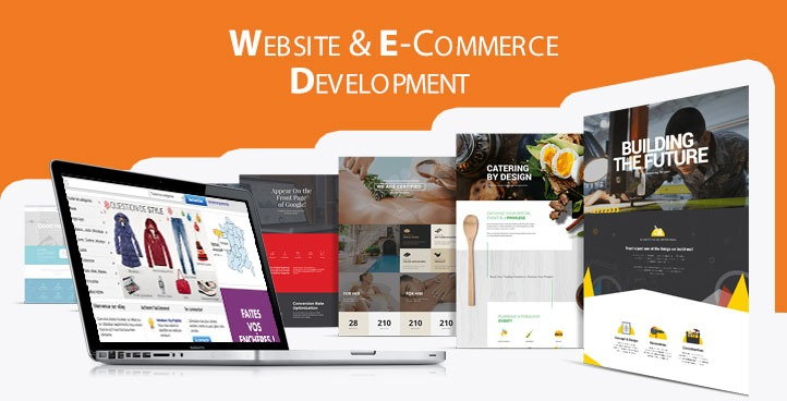 Website & E-Commerce Development