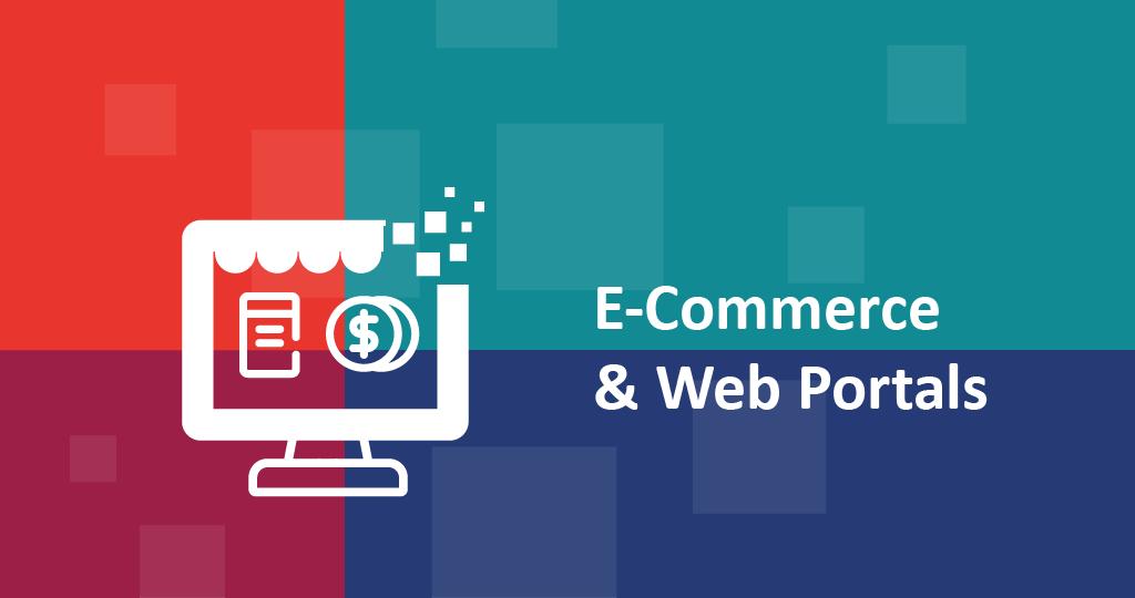 E-Commerce & Web Portals