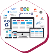 تطوير المواقع الإلكترونية