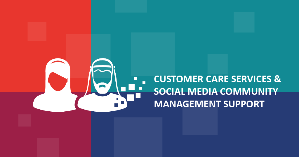 Customer Care Services & Social Media Community Management Support